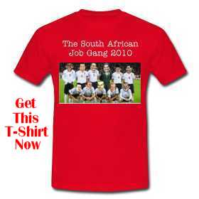 Our World Cup Shirt